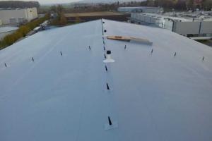 Střecha sedlová